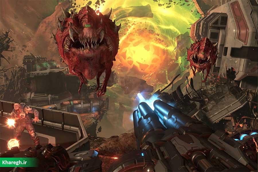 اسپیدرانرهای Doom Eternal این بازی را در کمتر از ۹۰ دقیقه تمام کردند