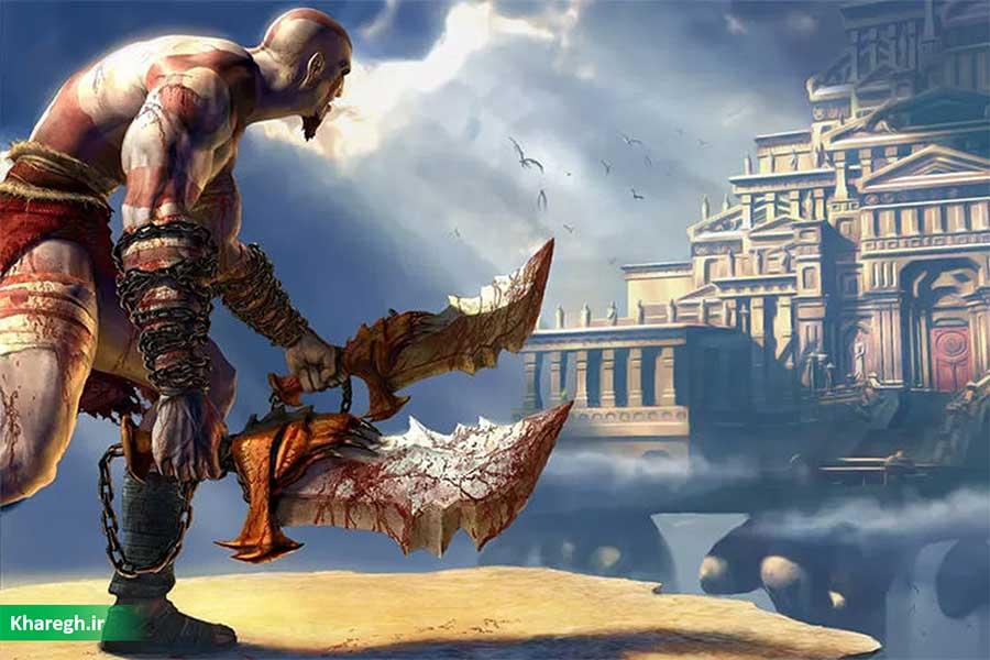 مجموعه کتاب کمیک God of War: Fallen God معرفی شد