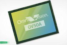 OV50A؛ اولین سنسور دوربین گوشی با پوشش کامل و ۱۰۰ درصدی PDAF