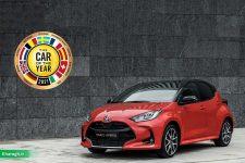 برنده جایزه خودرو سال ۲۰۲۱ اروپا تویوتا یاریس اعلام شد