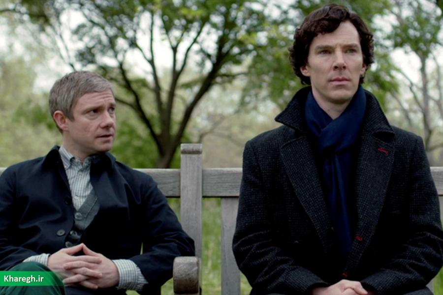 واکنش بندیکت کامبربچ به آینده سریال شرلوک: هیچ چیزی غیرممکن نیست